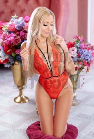 Nourcine call girl in Chantilly and tantra massage