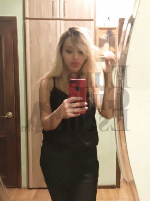Lainy escort girl and nuru massage