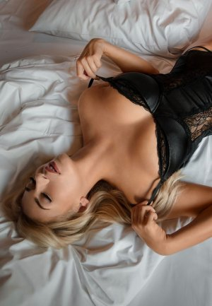 Marie-justine escort in Millcreek and tantra massage